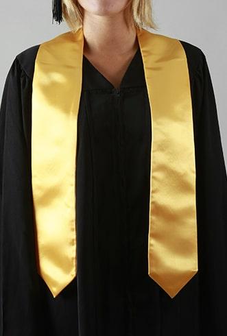 Collection diplomissimo, les écharpes. Diplomes et cérémonies